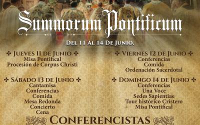 III Congreso Summorum Pontificum