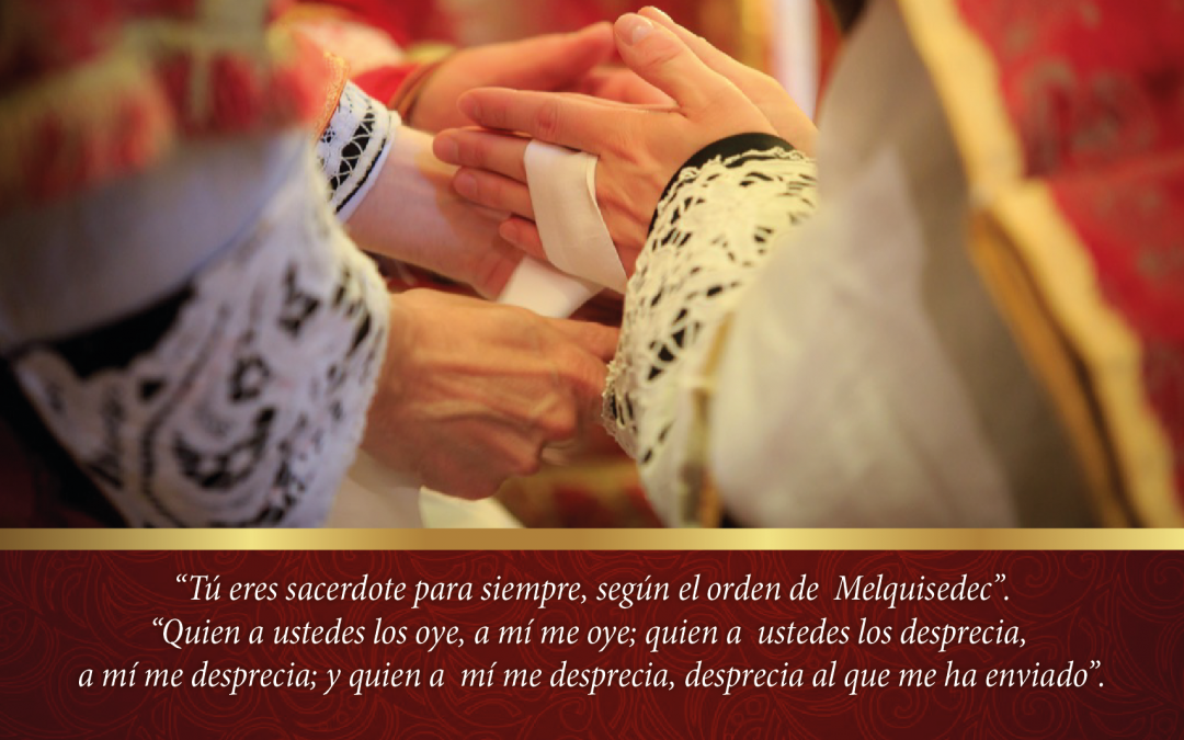 Ordenación Sacerdotal Rev. Javier Ruiz Velazco