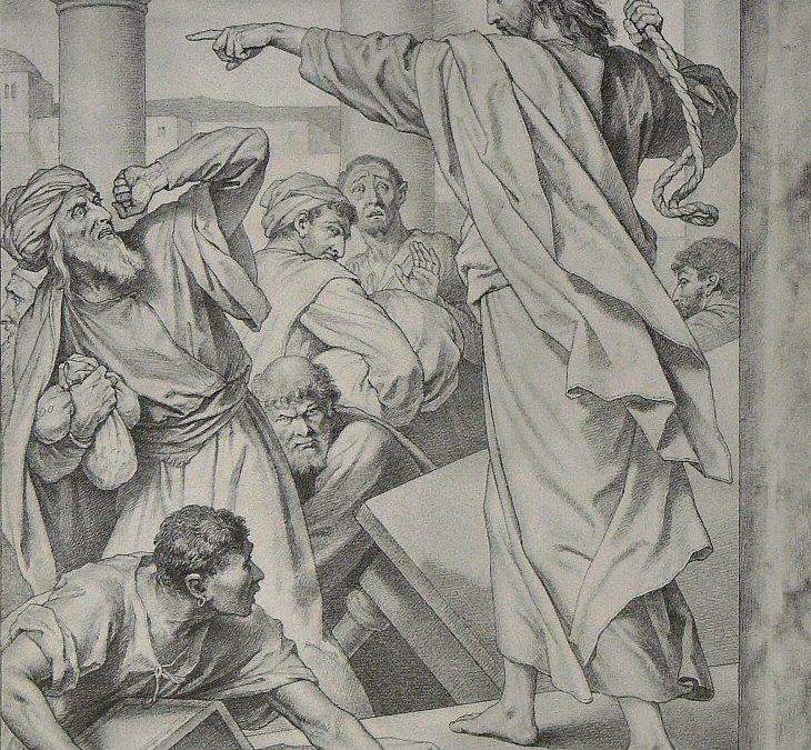 Propios para la Misa. IX Domingo después de Pentecostés.