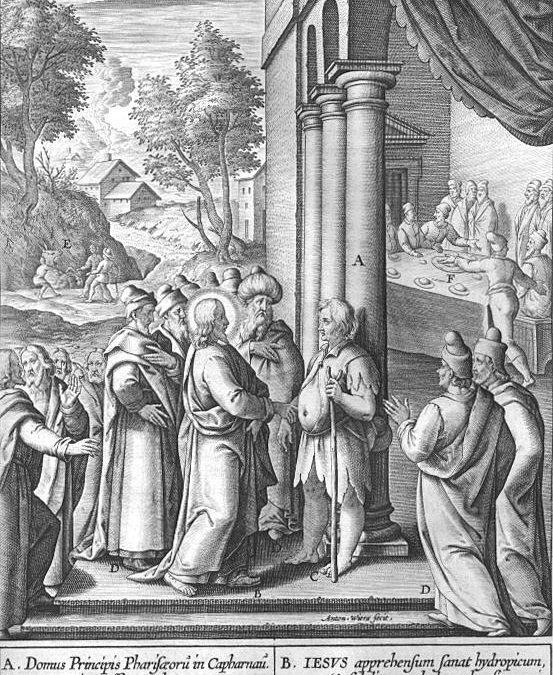 Propios para la Misa. XVI Domingo después de Pentecostés.