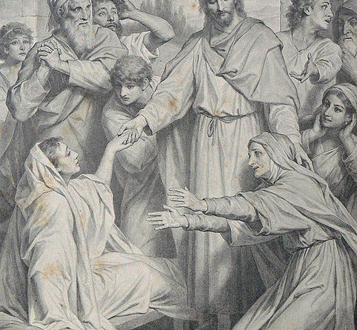 Propios para la Misa. XV Domingo después de Pentecostés