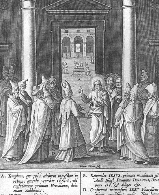 Propios XVII Domingo después de Pentecostés.