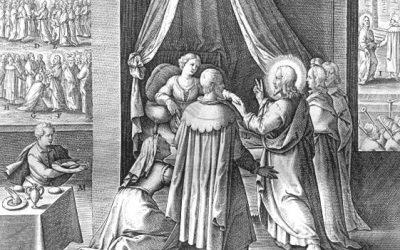 Propios para la Misa. XXIII Domingo después de Pentecostés