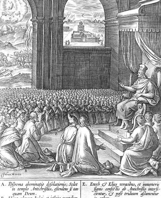 propios para la Misa. XXIV Domingo después de Pentecostés.